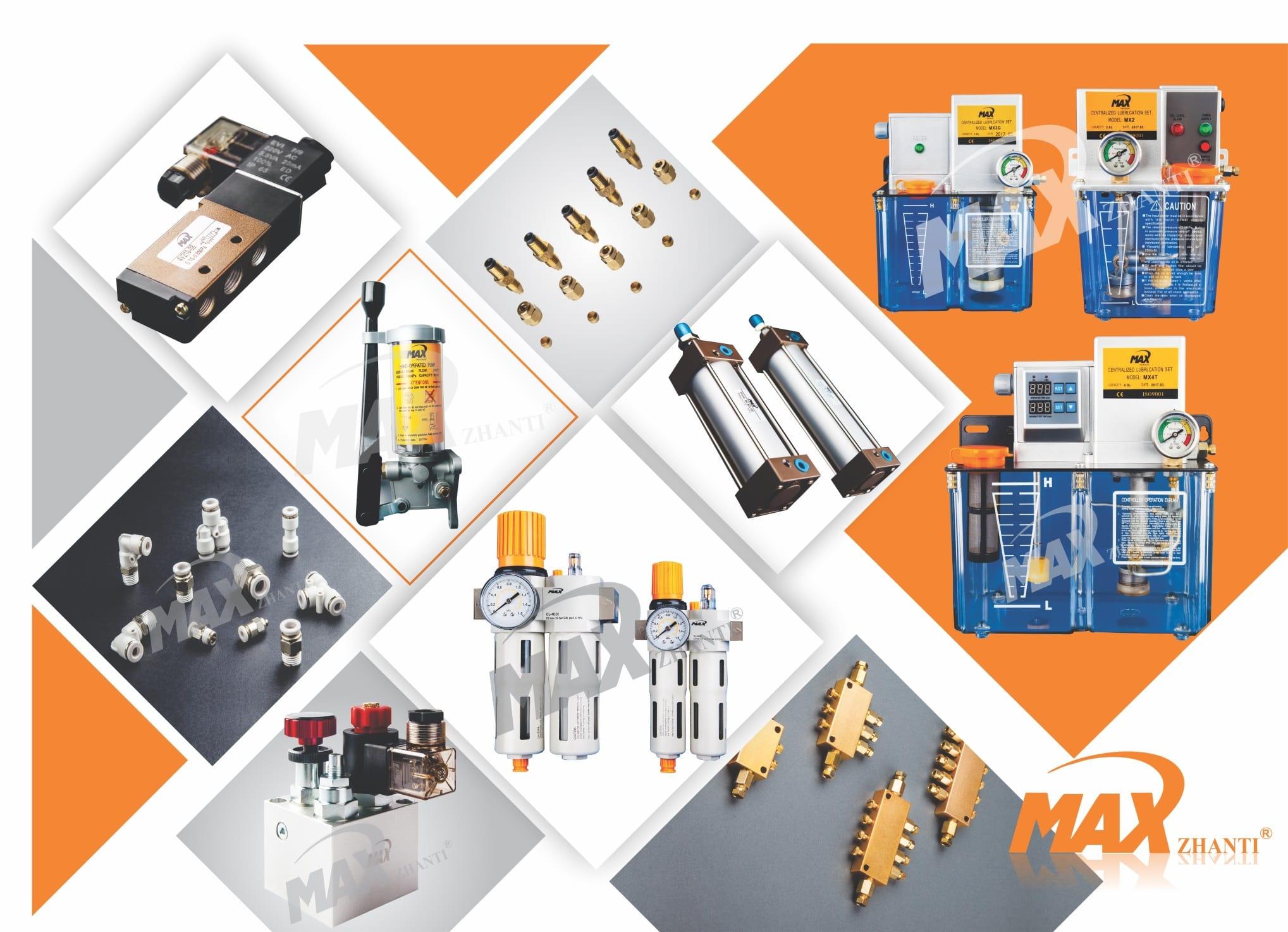محصولات پنوماتیک